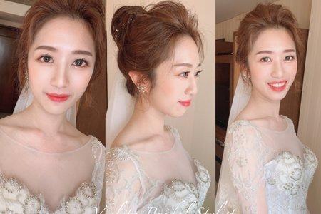 |VIOLETA可可|結婚x白紗造型