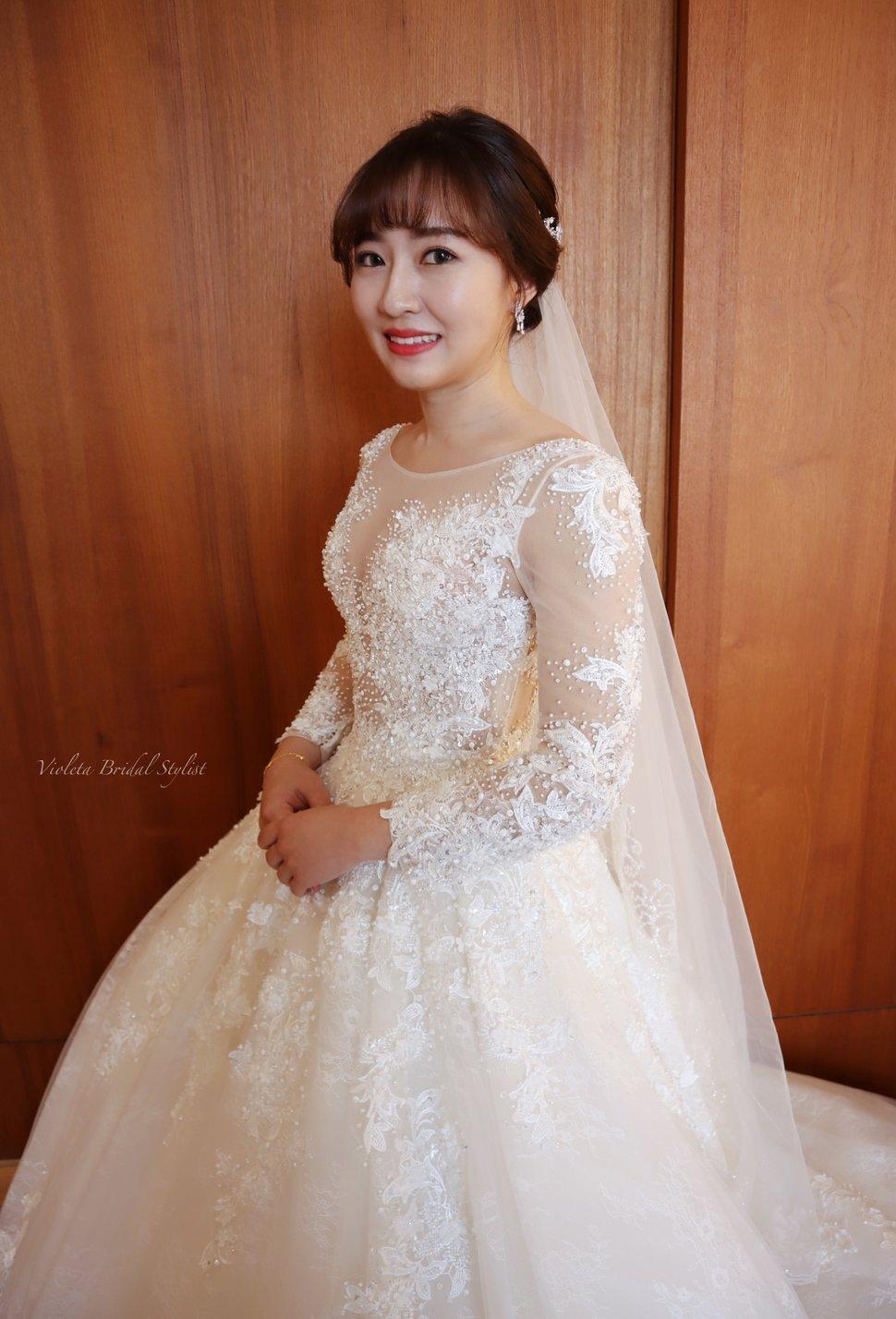 382D5EA4-AAB5-453F-8413-ECE7EE62038D - 台中/台南新秘可可 新娘精緻彩妝整體造型《結婚吧》