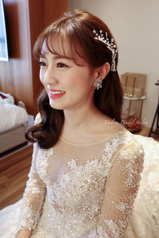 8C92AE84-5993-474B-B1F8-E471F60BC517 - 台中/台南新秘可可 新娘精緻彩妝整體造型《結婚吧》