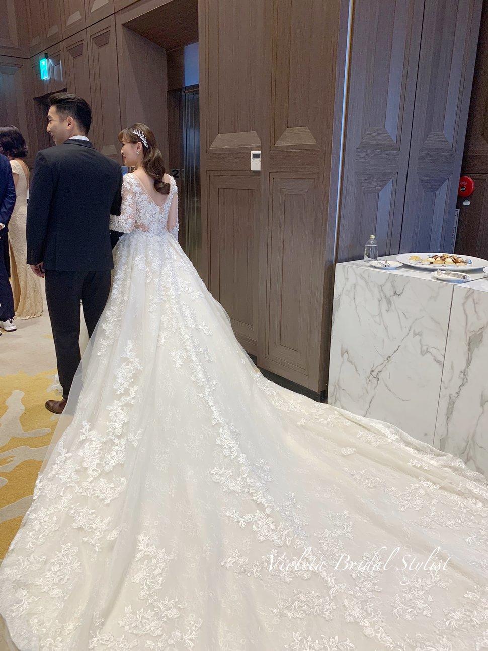 09597919-D8A2-47CF-BD17-9B954BE3678C - 台中/台南新秘可可 新娘精緻彩妝整體造型《結婚吧》