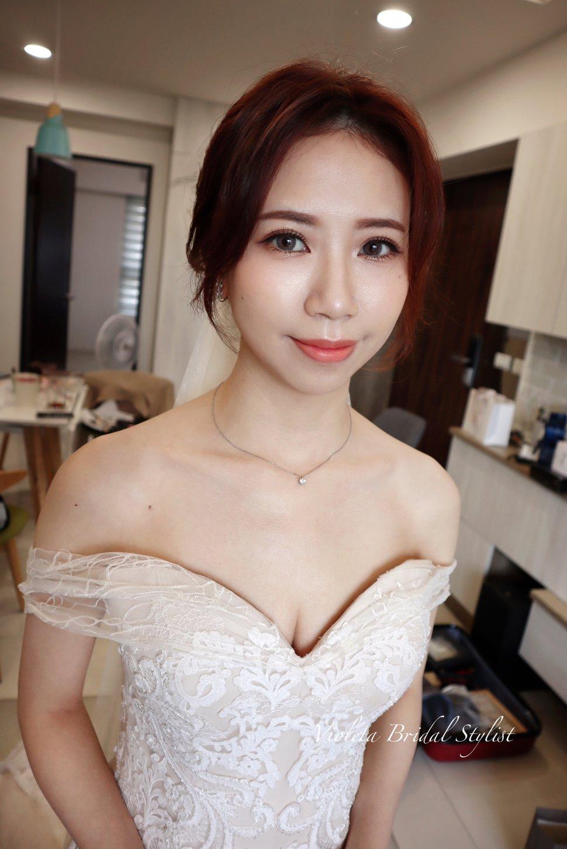 02145C20-609E-4021-9A64-4990B27C7C6B - 台中/台南新秘可可 新娘精緻彩妝整體造型《結婚吧》
