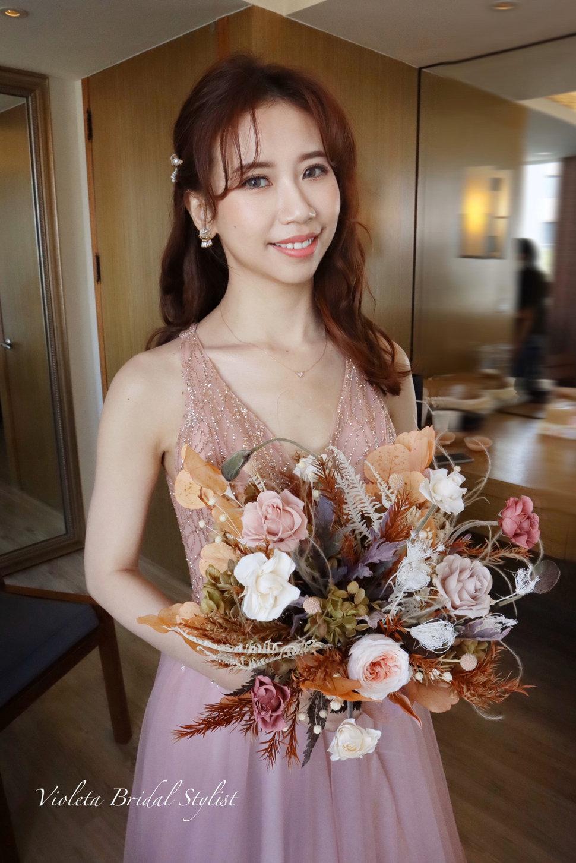 A1EE79EB-2C75-496A-86D6-10746E818DD3 - 台中/台南新秘可可 新娘精緻彩妝整體造型《結婚吧》