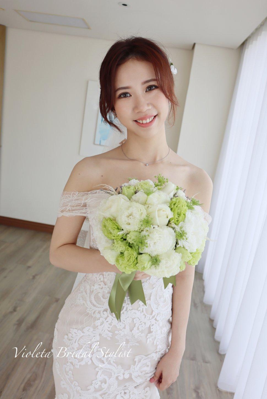 C180D593-17A3-4225-A648-B5FDD663624C - 台中/台南新秘可可 新娘精緻彩妝整體造型《結婚吧》