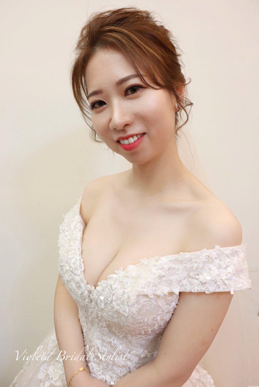 509130DC-11EF-4FE4-9A8C-BB78D24C253D - 台中/台南新秘可可 新娘精緻彩妝整體造型《結婚吧》