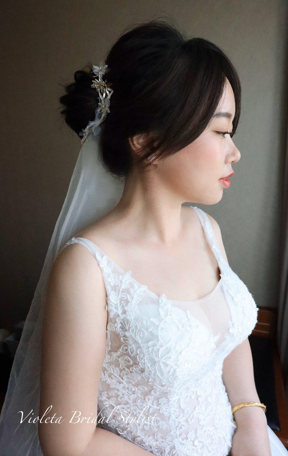 17F8102F-1B23-48D4-B1CD-318BF7605D25 - 台中/台南新秘可可 新娘精緻彩妝整體造型《結婚吧》