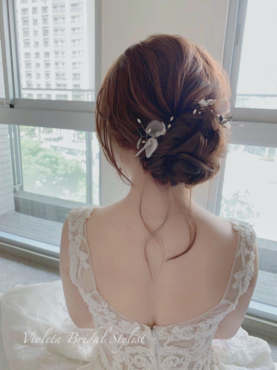 A16998F8-E754-4D8A-ADE9-59D9462AEE64 - 台中/台南新秘可可 新娘精緻彩妝整體造型《結婚吧》