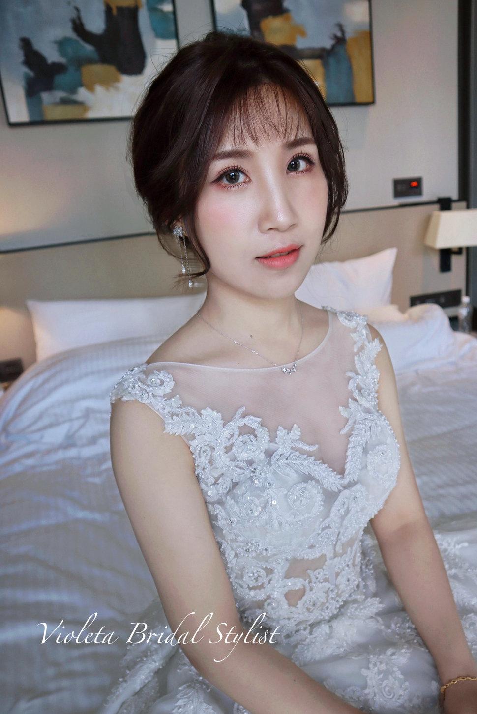 B1DFB6E7-D318-465F-BD1F-E089EC98426A - 台中/台南新秘可可 新娘精緻彩妝整體造型《結婚吧》