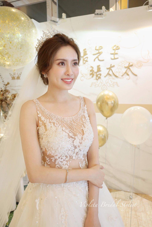 3C362810-3CAC-49A8-8192-B17E999EBFAF - 台中/台南新秘可可 新娘精緻彩妝整體造型《結婚吧》