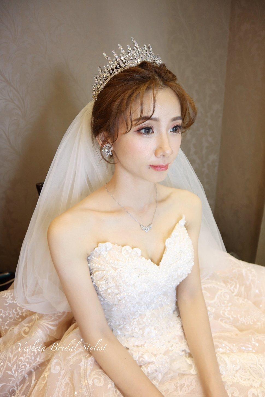 CF663781-4984-4543-AC78-60F77FC716F6 - 台中/台南新秘可可 新娘精緻彩妝整體造型《結婚吧》