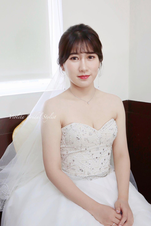 45F42561-EABA-43A5-AC13-B67EBDF671C2 - 台中/台南新秘可可 新娘精緻彩妝整體造型《結婚吧》