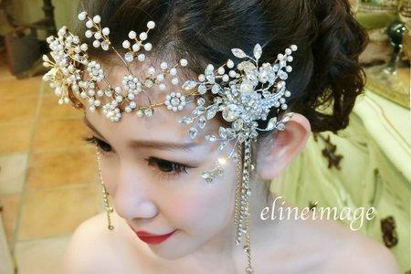 《Eline's造型梳妝》鄉村&古董華麗