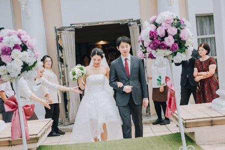 大介&紋綺-婚禮紀錄