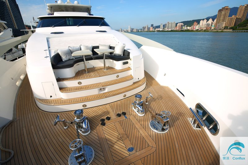 全台最高級豪華遊艇作品