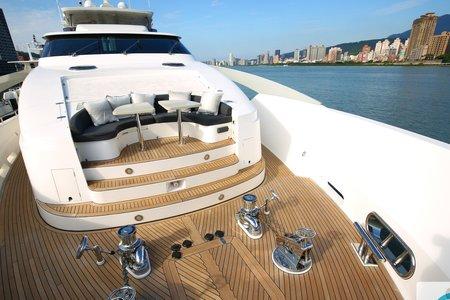 全台最高級豪華遊艇