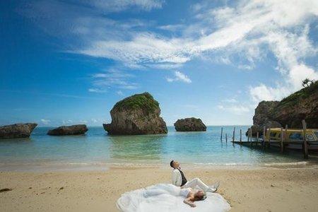 海外婚紗_日本沖繩