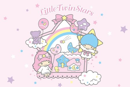 Little Twin Stars磁鐵開瓶器