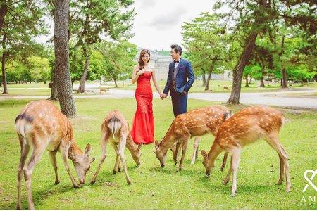 AMOR 愛情來了婚紗攝影