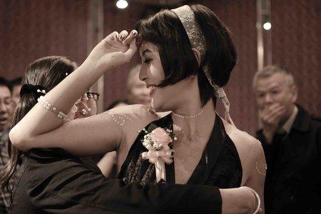 181020盧柳婚宴 風格新娘 1920s