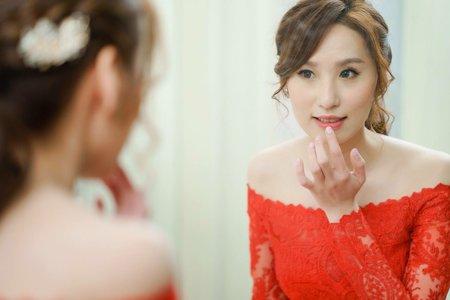 新秘小妍<<婚禮造型>>