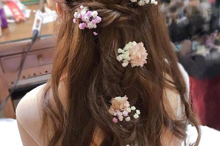 Bao訂結.鮮花夢幻婚禮