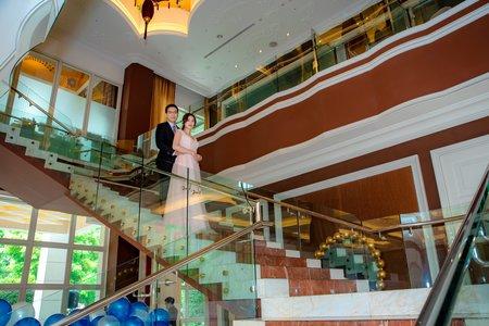 台中婚禮記錄 儀式午宴 林酒店林皇宮婚宴會館