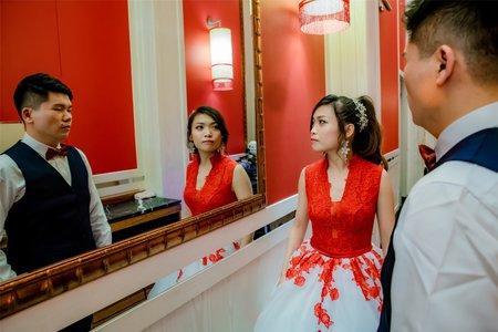 台中清水婚禮記錄 儀式晚宴 清水成都川菜館婚宴會館