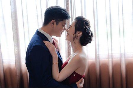 [婚禮攝影]台中成都川菜海鮮餐廳 訂婚午宴 婚禮攝影 平面攝影