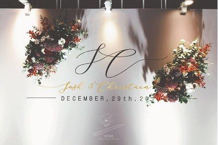 WEDDING | Josh&Christain