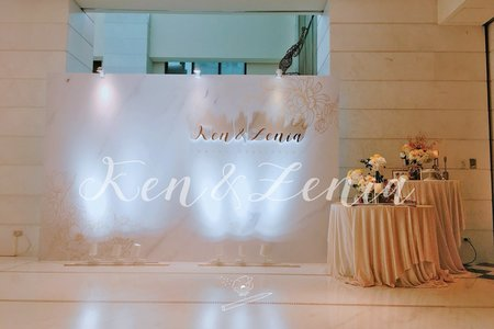 WEDDING | Ken&Zenia