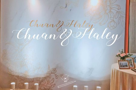 WEDDING | Chuan&Haley