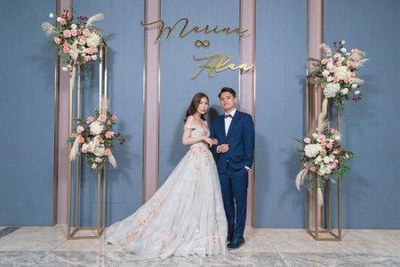 WEDDING   Marina+Alan