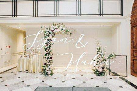 WEDDING   Jzan+Huhu
