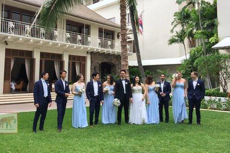海外婚禮-夏威夷