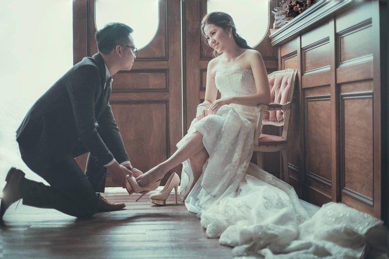 小資婚禮錄影+婚禮攝影 (活動價)作品
