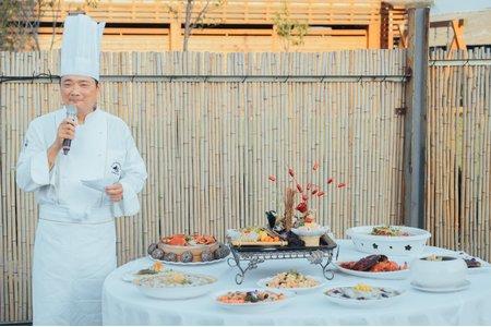 星月大地婚宴美饌菜色參考