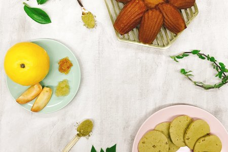 法式手工喜餅甜點品項
