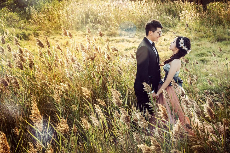 伊頓自助婚紗攝影工作室(台北西門店),就是愛分享