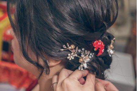 2020/02/22 Bride:婉伶
