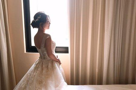 Bride:怡雯