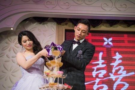 婚禮紀錄 珏綸和鈺涵