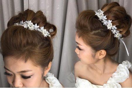 F-Makeup modeling 新娘秘書/整體造型