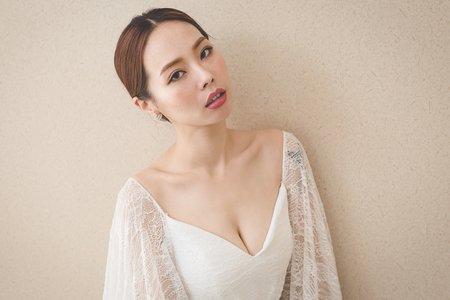 宴客彩妝造型-JANNA