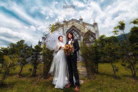 啾式婚紗 | Ramen & Bella