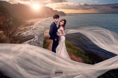 北海岸 獨立婚紗