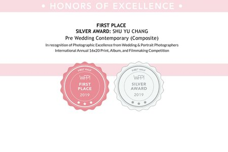 國際獲獎作品