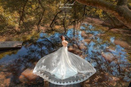 啾式婚紗 - 格林奇幻森林