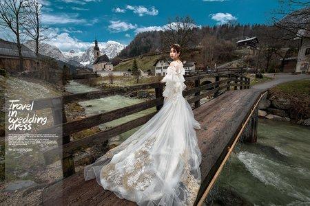 啾式婚紗 | 海外婚紗 | 德國 巴伐利亞