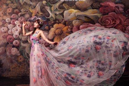 婚紗拍攝含宴客禮服套裝方案