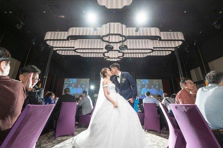 婚禮攝影(雙主攝)送週年照