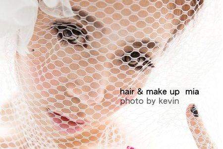 單一新娘造型妝髮